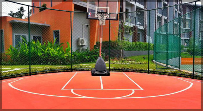 Basketball | Pause On Samui | Thailand | Holiday Homes for rent from owner