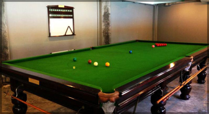 Snooker | Pause On Samui | Thailand | Holiday Homes for rent from owner