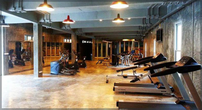 Gym| Pause On Samui | Thailand | Holiday Homes for rent from owner