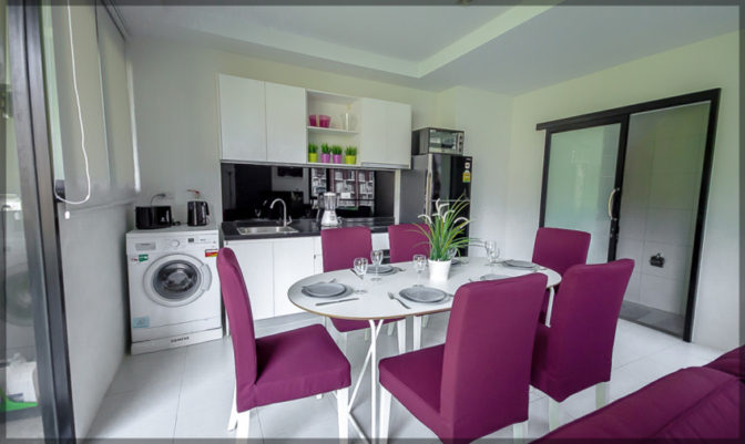 Kitchen | Pause On Samui | Thailand | Holiday Homes for rent from owner