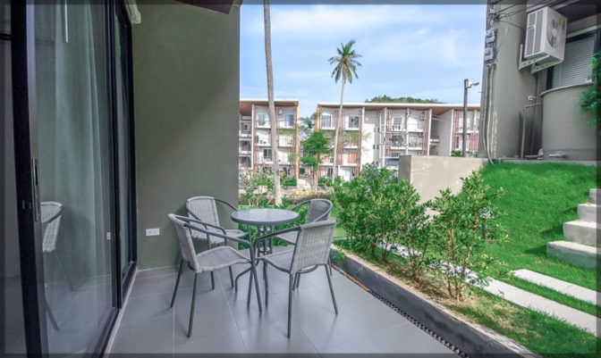 Patio   Pause On Samui   Thailand   Holiday Homes for rent from owner