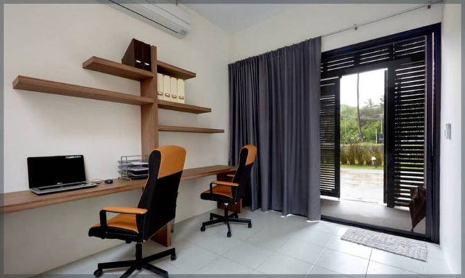Office room | Pause On Samui | Thailand | Holiday Homes for rent from owner
