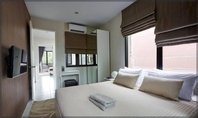 Bedroom   Pause On Samui   Thailand   Holiday Homes for rent from owner